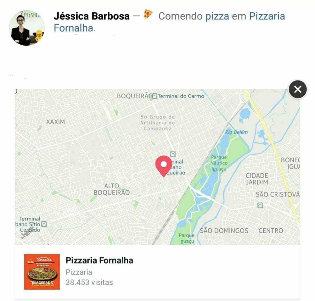 marketing digital para pizzaria